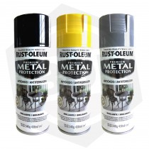 Pintura en Aerosol Metal Protection Brillante Rust-Oleum