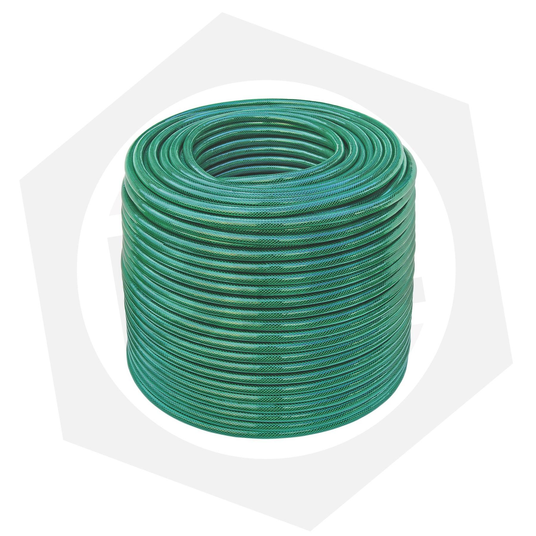"Caño Riego Flexible Tramontina 79190/500 - 3/4"" x 50 m"