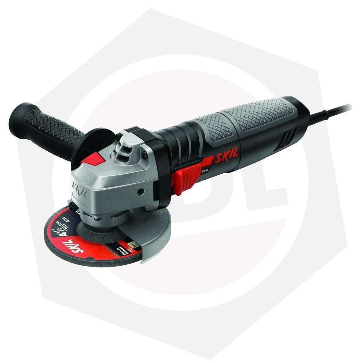 OFERTA - 10% DE DESCUENTO - Amoladora Angular Skil 9004 JR - 830 W