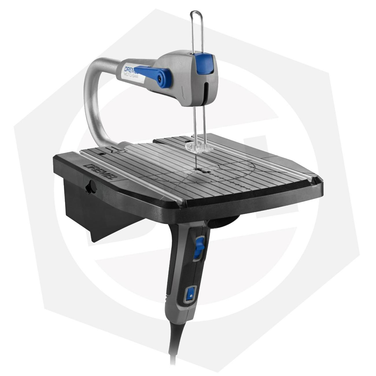 Sierra Caladora Dremel Moto Saw Max MS20 - 10 Accesorios