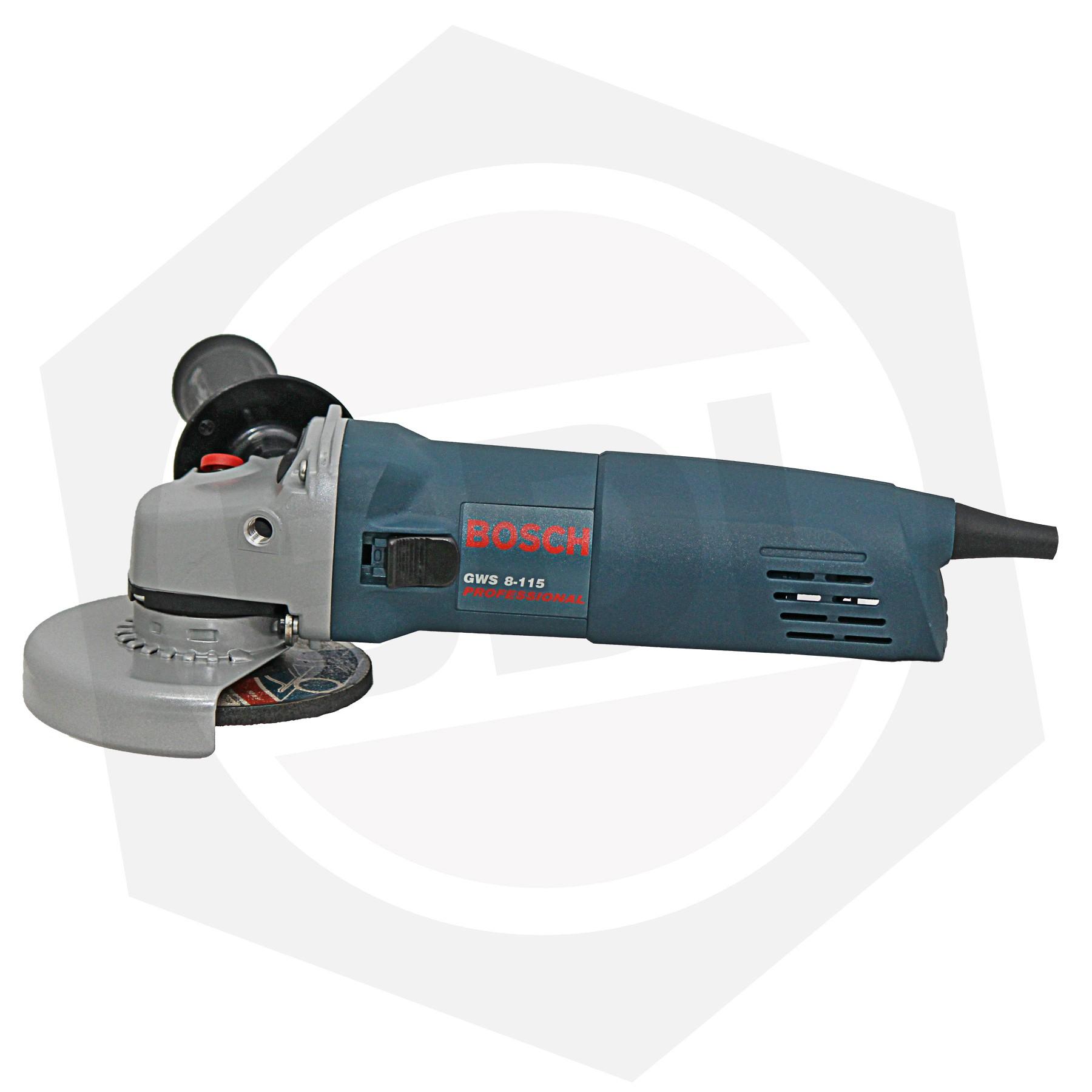 Amoladora Angular Bosch GWS 8-115