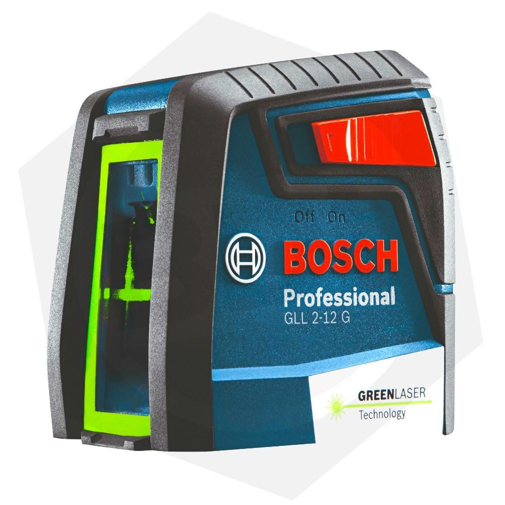 OFERTA - 15% DE DESCUENTO - Nivel Láser de Lineas Bosch GLL 2-12 G