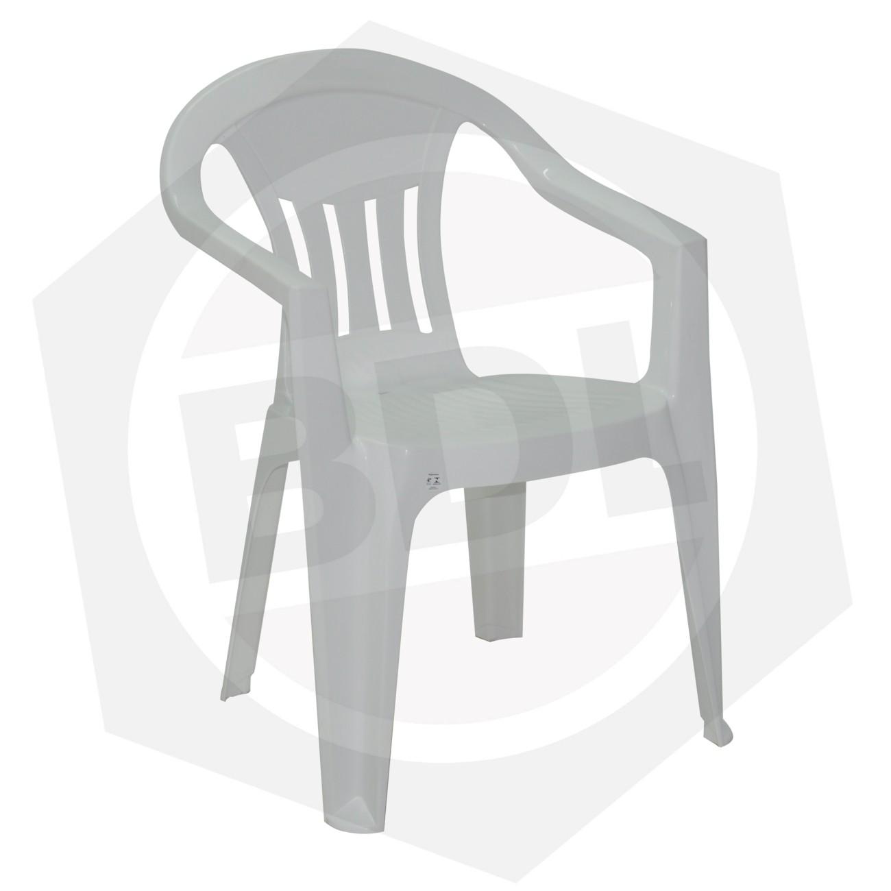 Silla Plástica RECIFE Tramontina 92218/810 - BLANCA
