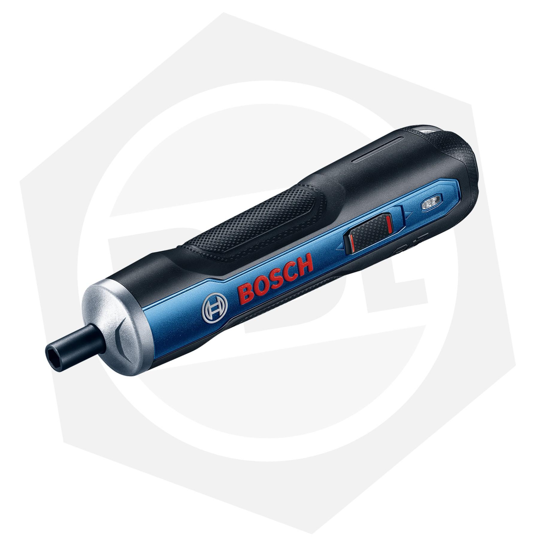 OFERTA - 15% DE DESCUENTO - Atornillador Bosch GO. Batería Litio - 3.6 V