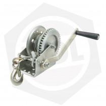 Malacate Náutico Manual con Cable de Acero FMT CMT-800L - 362 Kg / 800 lb