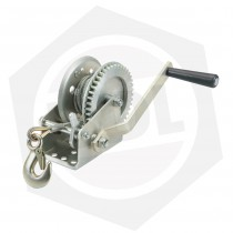 Malacate Náutico Manual con Cable de Acero FMT CMT-1000L - 453 Kg / 1000 lb