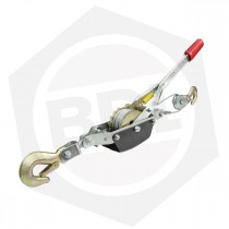 Malacate Manual a Palanca con Cable de Acero FMT MMP-2.2-2T - 2 tn / 2.2 m
