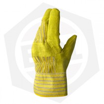 Guante Combinado Textil / Descarne Manga Corta De Pascale 541125