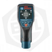 Detector Digital Bosch D-TECT 120 - METAL / MADERA / PVC / ELECTRICIDAD