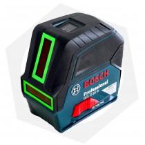 Nivel Láser de Lineas Bosch GCL2-15 G + Soporte RM1 + Maletín