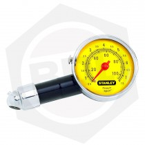Manómetro de Cuadrante para Neumáticos Stanley 79-052 - Alta Presión