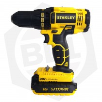Taladro Atornillador Stanley SCD201C2K - 20 V / 2 Baterías