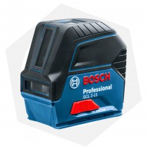 Nivel Láser de Lineas Bosch GCL2-15 + Soporte RM1 + Maletín