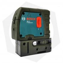 Nivel Láser de Tres Puntos Bosch GPL 3