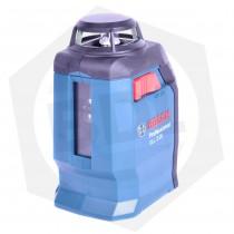 Nivel Láser de Lineas Bosch GLL2-20 + Soporte BM3 + Maletín