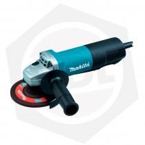 Amoladora Angular Makita 9557HPG - Gatillo Abajo