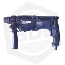 OFERTA - 10% DE DESCUENTO - Rotomartillo Makita M8701G SDS PLUS - 26 MM / 800 W / 2.3 J