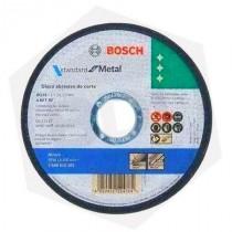 Disco de Corte Plano Standard Metal Bosch - 115 x 1.0 mm