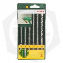 Set de Mechas Bosch 2607019447 - 6 Piezas
