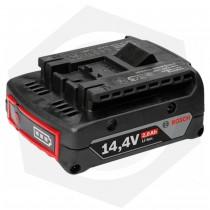 Batería Li-Ion Bosch 1600Z00031 - 14.4 V / 2 Ah