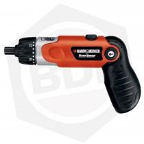 Atornillador Black & Decker FDX100 - 3.6 V / 110 Piezas