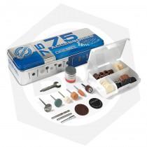 Kit de Accesorios Mini Torno Dremel 707 - 75 Piezas