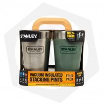 Set de Vasos Stanley Adventure - 4 Unidades / 473 ml