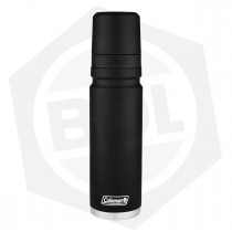 Termo Coleman Negro - Tricapa / Acero Inoxidable / 700 ml