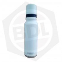 Termo Coleman Driven Edición Limitada Blanco - Tricapa / Acero Inoxidable / 1.2 Litros