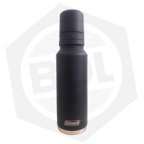 Termo Coleman Driven Edición Limitada Negro - Tricapa / Acero Inoxidable / 1.2 Litros