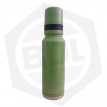 Termo Coleman Driven Edición Limitada Verde Camo - Tricapa / Acero Inoxidable / 1.2 Litros