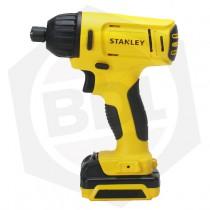Atornillador de Impacto Stanley SCI12S2K - 12 V / 2 Baterías