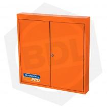 Gabinete Metálico de Herramientas Tramontina Pro 44955/001 - 2 Puertas