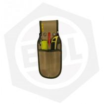Porta Lápiz Toolmen T16 - 5 Bolsillos