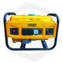 Generador 4 Tiempos FMT KJ2500A - Monofásico / Encendido Manual / 6.5 HP