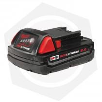 Batería Li-Ion Milwaukee 4811-2059 - 18 V / 2 Ah