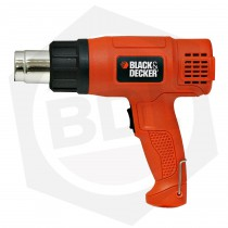 Pistola de Calor Black & Decker HG1500