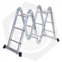 Escalera de Aluminio Articulada FMT - 12 Escalones