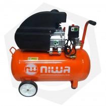 Compresor Niwa ANW-2.5/50 - 50 Litros