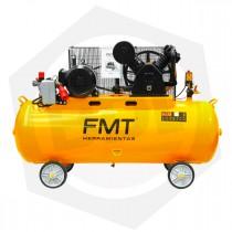 Compresor a Correa FMT TB50250 - 250 LITROS / 380 V / 5 HP