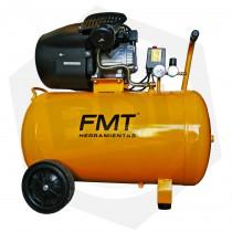 Compresor Bicilindrico FMT TD-41100B