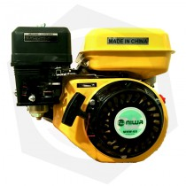 Motor Horizontal Naftero NIWA MNW-130-E - Arranque Eléctrico / 13 HP