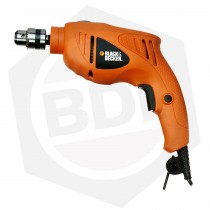 Taladro Percutor Black & Decker HD400-AR - 550 W