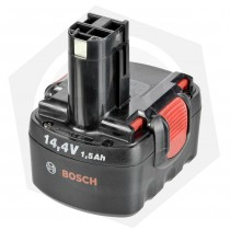 Batería Ni-Cd Bosch 2607335534 - 14.4 V / 1.5 Ah