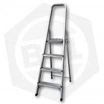 Escalera de Aluminio Familiar con Arco FMT - 4 Escalones