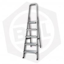 Escalera de Aluminio Familiar con Arco FMT - 5 Escalones