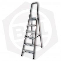 Escalera de Aluminio Familiar con Arco FMT - 6 Escalones