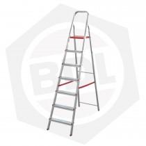 Escalera de Aluminio Familiar con Arco FMT - 7 Escalones