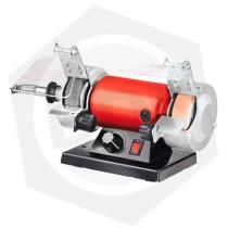Mini Amoladora de Banco Einhell TH-XG 75 - 100 Accesorios