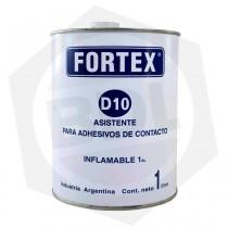Asistente para Cemento Fortex D-10 - 1 L